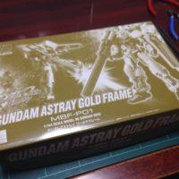 HGCE 1/144 MBF-P01 ガンダムアストレイ ゴールドフレーム [Gundam Astray Gold Frame] 4543112863607