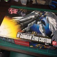 HG 1/144 XXXG-00W0 ウイングガンダムゼロカスタム (WガンダムゼロEW)  [W-Gundam Zero Custom] 0061209