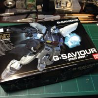 HGUC 1/144 GS-01 ジーセイバー(無重力仕様) [G-SAVIOUR G-Saviour Space Mode]