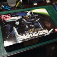 HG 1/144 XXXG-01D2 ガンダムデスサイズヘルカスタム[Gundam D-Hell Custom]