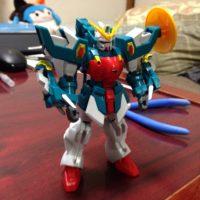 旧キット 1/144 XXXG-01S2 アルトロンガンダム [Altron Gundam]
