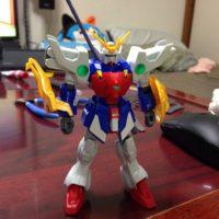1/144 XXXG-01S シェンロンガンダム [Shenlong Gundam]