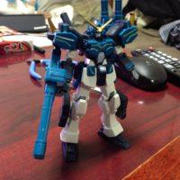 HG 1/144 XXXG-01H2 ガンダムヘビーアームズカスタム [Gundam H-Arms Custom]
