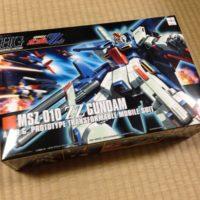 HGUC 1/144 MSZ-010 ダブルゼータガンダム(ZZガンダム) [ΖΖ Gundam]