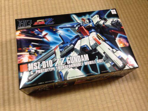 HGUC 1/144 MSZ-010 ダブルゼータガンダム [ΖΖ Gundam]