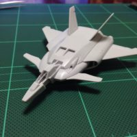 EXモデル 1/144 ジェットコアブースター