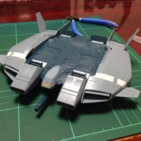 HGUC 1/144 ベースジャバー(ユニコーンVer.) [Base Jabber (Unicorn Ver.)]