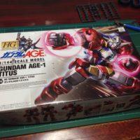 HG 1/144 AGE-1T ガンダムAGE-1 タイタス [Gundam AGE-1 Titus] 5057384 0171623 4543112716231 4573102573841