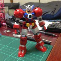 HG 1/144 AGE-1T ガンダムAGE-1 タイタス [Gundam AGE-1 Titus]