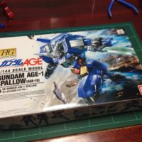 HG 1/144 AGE-1S ガンダムAGE-1 スパロー [Gundam AGE-1 Spallow]