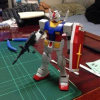 HGUC 1/144 RX-78-2 ガンダム [Gundam] 5060780 0102407