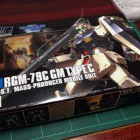 HGUC 1/144 RGM-79C ジム改 [GM TYPE C]
