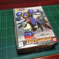 1/144 GF13-013NR ボルトガンダム [Bolt Gundam]