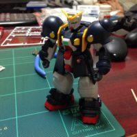 旧キット 1/144 GF13-013NR ボルトガンダム [Bolt Gundam]
