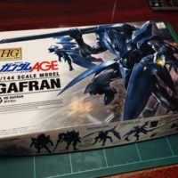 HG 1/144 ovv-f ガフラン [Gafran]