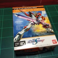 コレクションシリーズ 1/144 ZGMF-X56S/β ソードインパルスガンダム [Collection Series Sword Impulse Gundam]