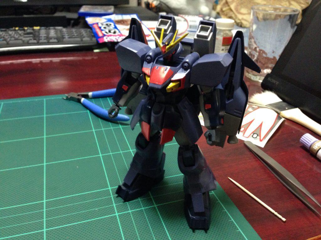 1/144 NRX-0015 ガンダムアシュタロン [Gundam Ashtaron] 正面