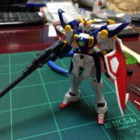 HGAC 1/144 XXXG-01W ウイングガンダム [Wing Gundam]