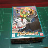 1/144 GF13-011NC ドラゴンガンダム [Dragon Gundam]