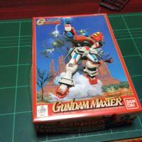 1/144 GF13-006NA ガンダムマックスター [Gundam Maxter]