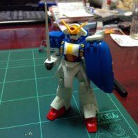 旧キット 1/144 GF13-009NF ガンダムローズ [Gundam Rose]