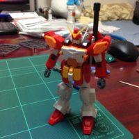 1/144 XXXG-01H ガンダムヘビーアームズ [Gundam Heavyarms]
