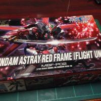 HGCE 1/144 MBF-P02 ガンダムアストレイ レッドフレーム(フライトユニット装備) [Gundam Astray Red Frame with Flight Unit] 0183668 5055602 4543112836687 4573102556028