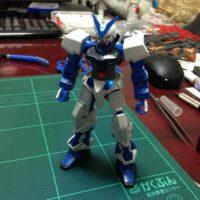 HG 1/144 MBF-P03 ガンダムアストレイ ブルーフレーム [Gundam Astray Blue Frame]