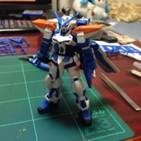 HGCE 1/144 MBF-P03R ガンダムアストレイ ブルーフレーム セカンドL [Gundam Astray Blue Frame Second L] 4543112819420 4573102556011 0181942 5055601