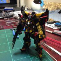 HGCE 1/144 MBF-P01-Re2 ガンダムアストレイ ゴールドフレームアマツミナ [Gundam Astray Gold Frame Amatsu Mina] 5057591 0183660 4543112836601 4573102575913