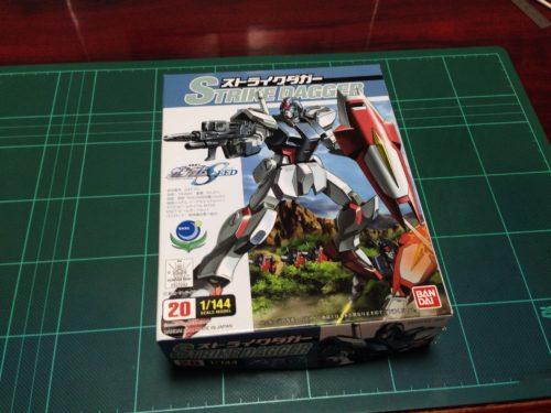 コレクションシリーズ 1/144 GAT-01 ストライクダガー [Collection Series Strike Dagger]