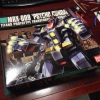 HGUC 1/144 MRX-009 サイコガンダム [Psycho Gundam] 5060956 0126800