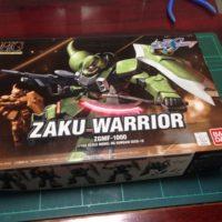 HG 1/144 ZGMF-1000 ザクウォーリア [ZAKU Warrior]