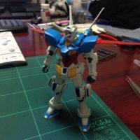 HG 001 1/144 ガンダム G-セルフ(大気圏用パック装備型) [Gundam G-Self Atmospheric Pack] 5057724 0193228