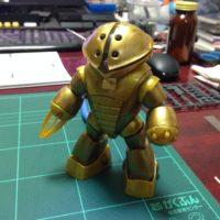 HGUC 1/144 MSM-04 アッガイ ゴールドインジェクションカラー [Acguy Gold Injection Color]