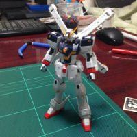 HGUC 1/144 XM-X1 クロスボーン・ガンダムX1 [Crossbone Gundam X-1]
