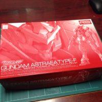 RG 1/144 GNY-001F ガンダムアストレア タイプ-F [Gundam Astraea Type F]