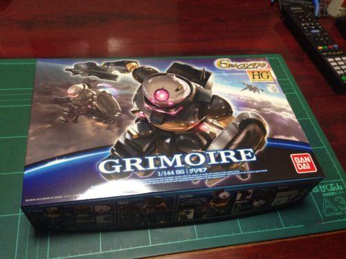 HG 1/144 GH-001 グリモア [Grimoire]