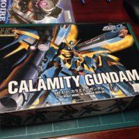 HG 1/144 GAT-X131 カラミティガンダム