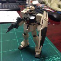 HGUC 1/144 RGM-79G ジムコマンド [GM Command]