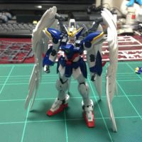 RG 1/144 XXXG-00W0 ウイングガンダムゼロ EW [Wing Gundam Zero EW]