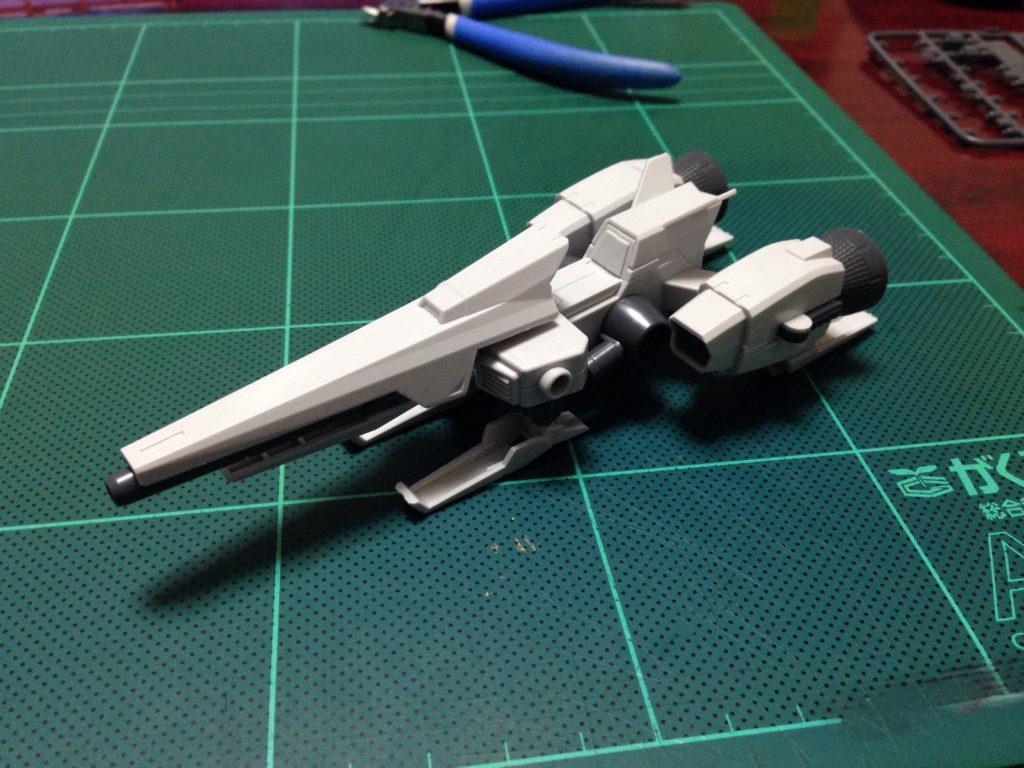 HGBC 1/144 メガライドランチャー [Mega Ride Launcher] 正面