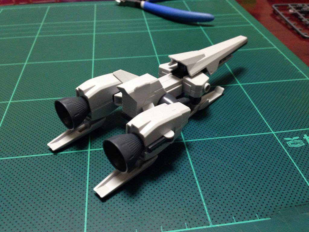 HGBC 1/144 メガライドランチャー [Mega Ride Launcher] 背面