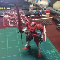 HG 1/144 GNX-609T ジンクスIII(アロウズ型) [GN-X III A-Laws Type]