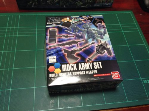 HGBF 1/144 モックアーミーセット [Mock Army Set]