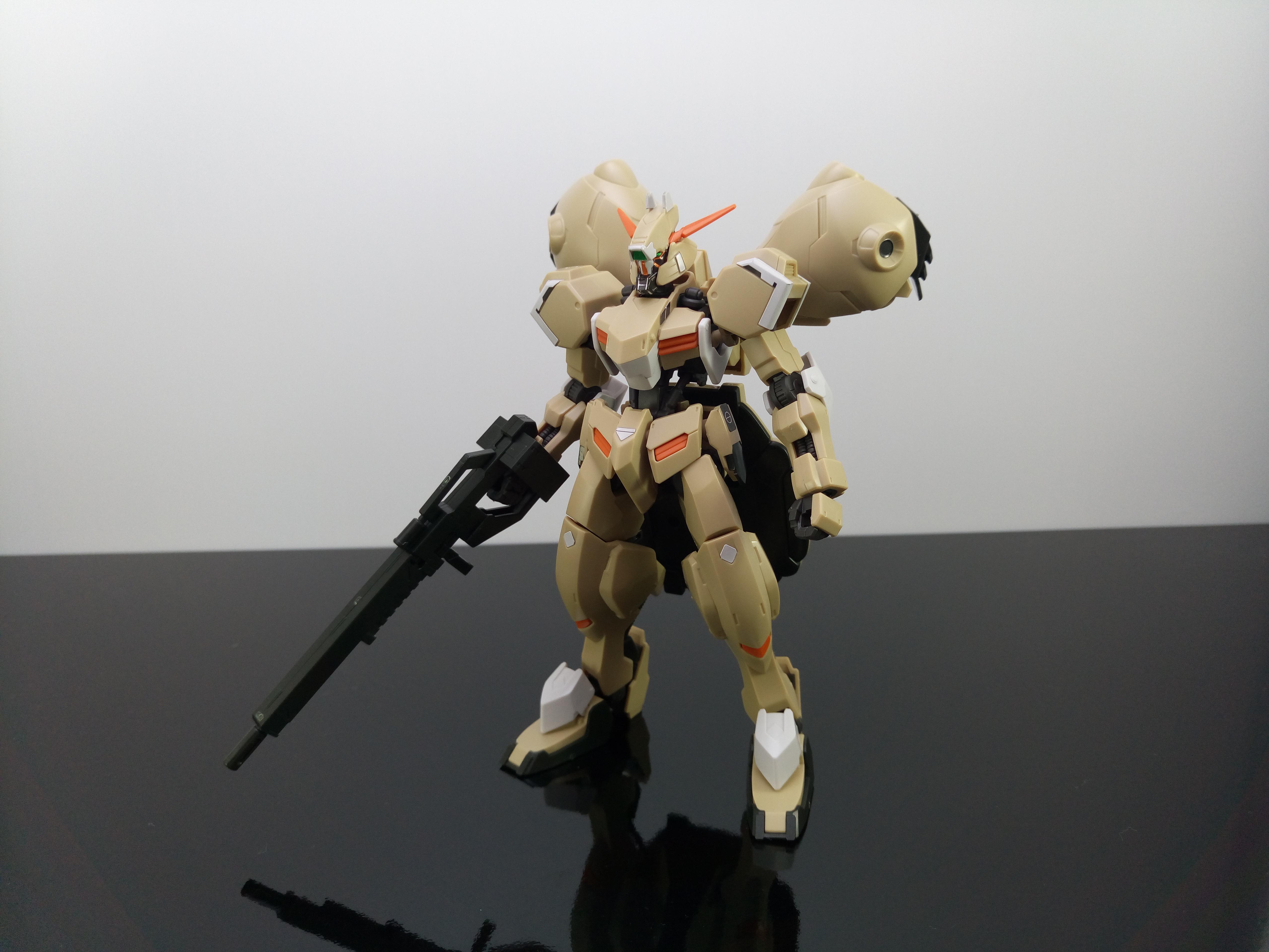 HG 1/144 ASW-G-11 ガンダムグシオンリベイク