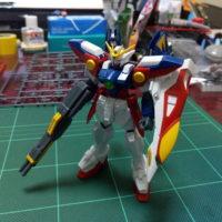 HGAC 1/144 XXXG-00W0 ウイングガンダムゼロ [Wing Gundam Zero] 0186522 5058891