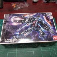 HGTB 1/144 FA-78 フルアーマー・ガンダム(GUNDAM THUNDERBOLT Ver.) [Full Armor Gundam (Gundam Thunderbolt ONA Ver.)]