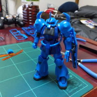 HGUC 1/144 REVIVE MS-07B グフ [Gouf] 5058007 0202301 4549660023012 4573102580078