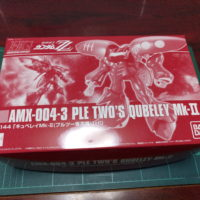 HGUC REVIVE 1/144 AMX-004-3 キュベレイMk-II(プルツー専用機) [Qubeley Mk-II (Ple Two Custom)]